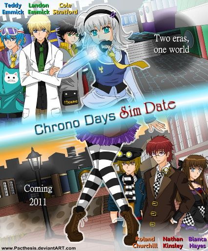 Dating sim chrono days kpopp wiki