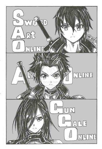 Sword Art Online Wiki Anime Amino