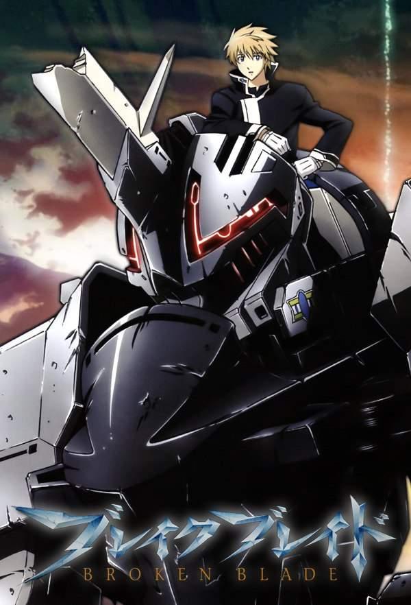 broken blade anime amino