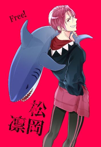 Rin Matsuoka Wiki Anime Amino Mamoru miyano, akeno watanabe (young) rin is haruka's rival and his former teammate in his change in personality came after he suffered a tough loss in a race against haruka during their first year of middle school. rin matsuoka wiki anime amino