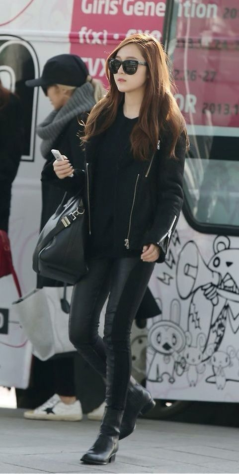 Jessica Jung Airport Fashion K Pop Amino
