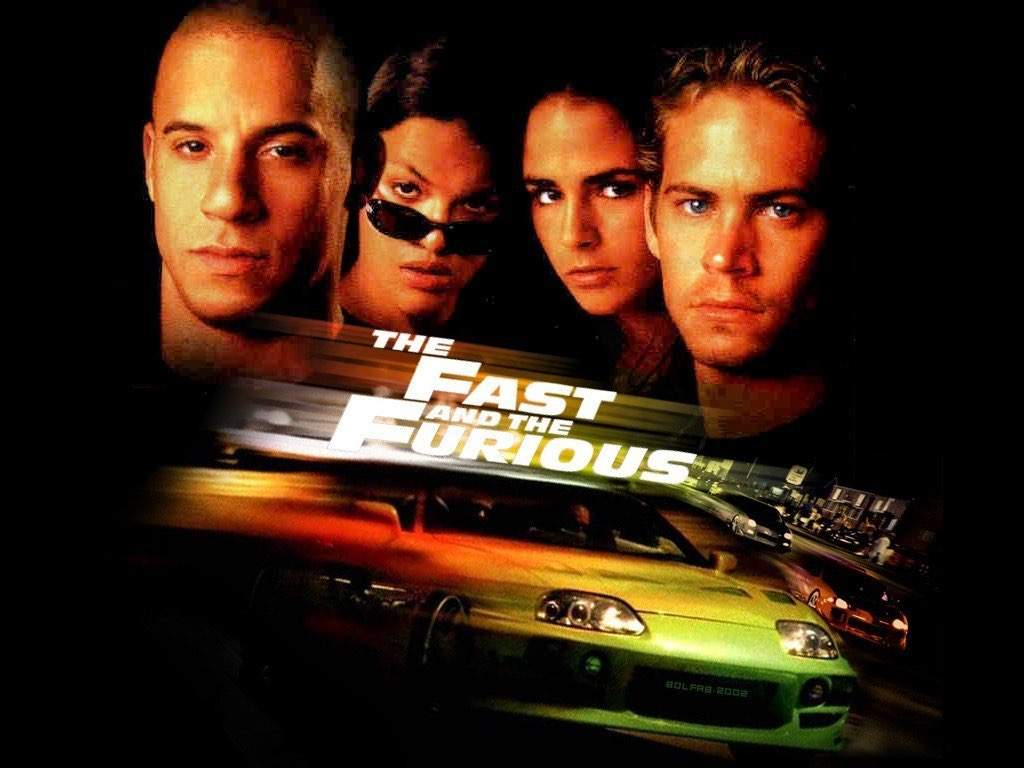 The Fast And Furious Series | Movies & TV Amino