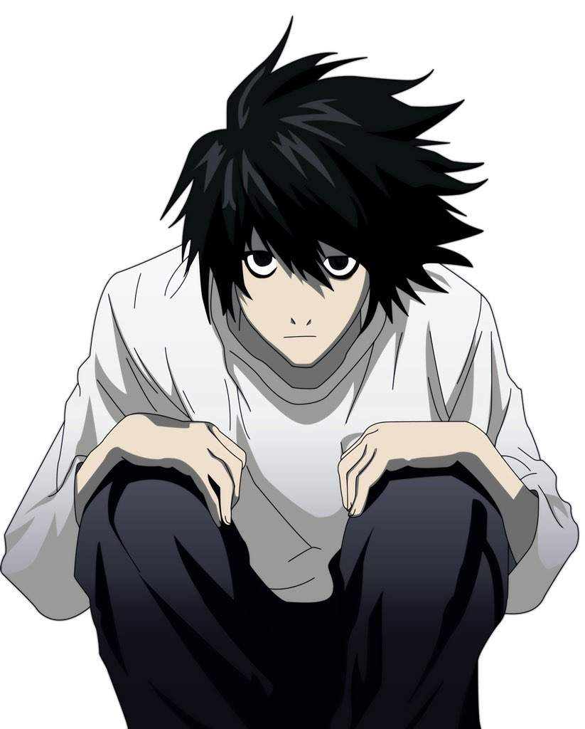 death note characters l - photo #19