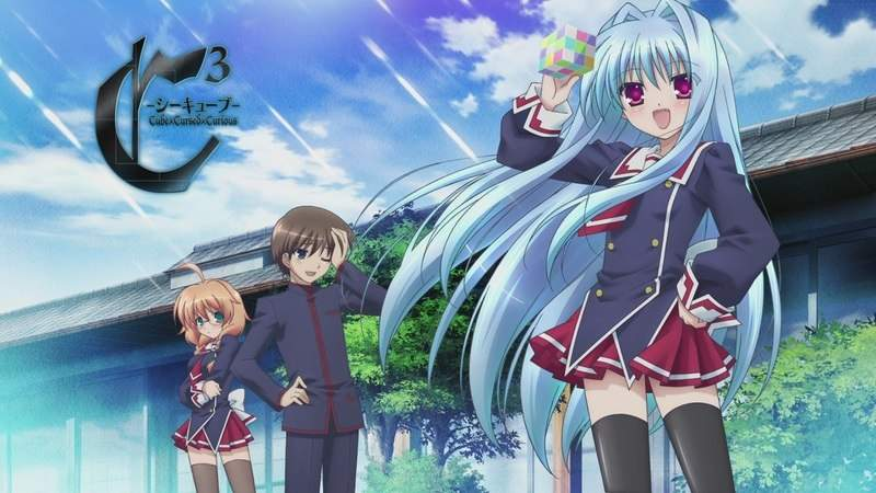 Výsledek obrázku pro C3 anime
