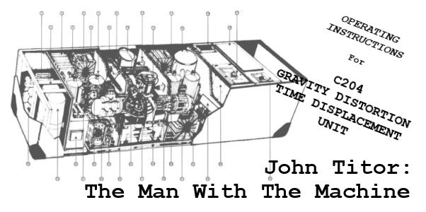 john titor the time traveler