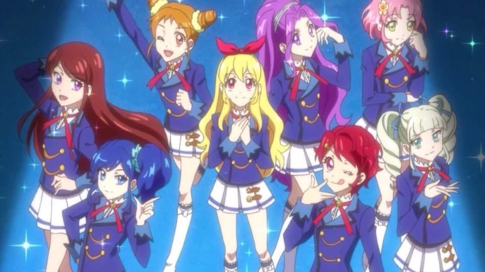 STAR☆ANIS | Anime Amino