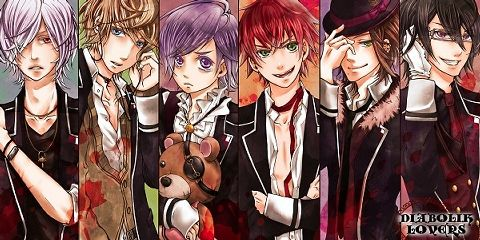 WHAT IF MIKASA CROSSOVER DIABOLIK LOVERS