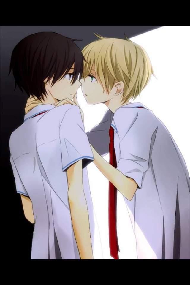 Gay anime fav