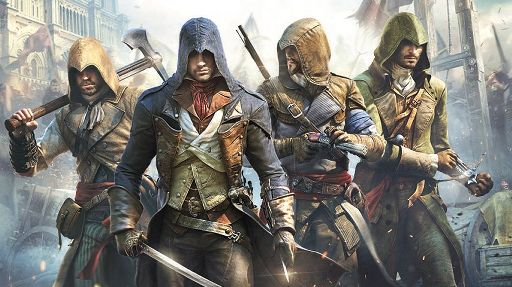 Assassins Creed Unity Wiki Video Games Amino