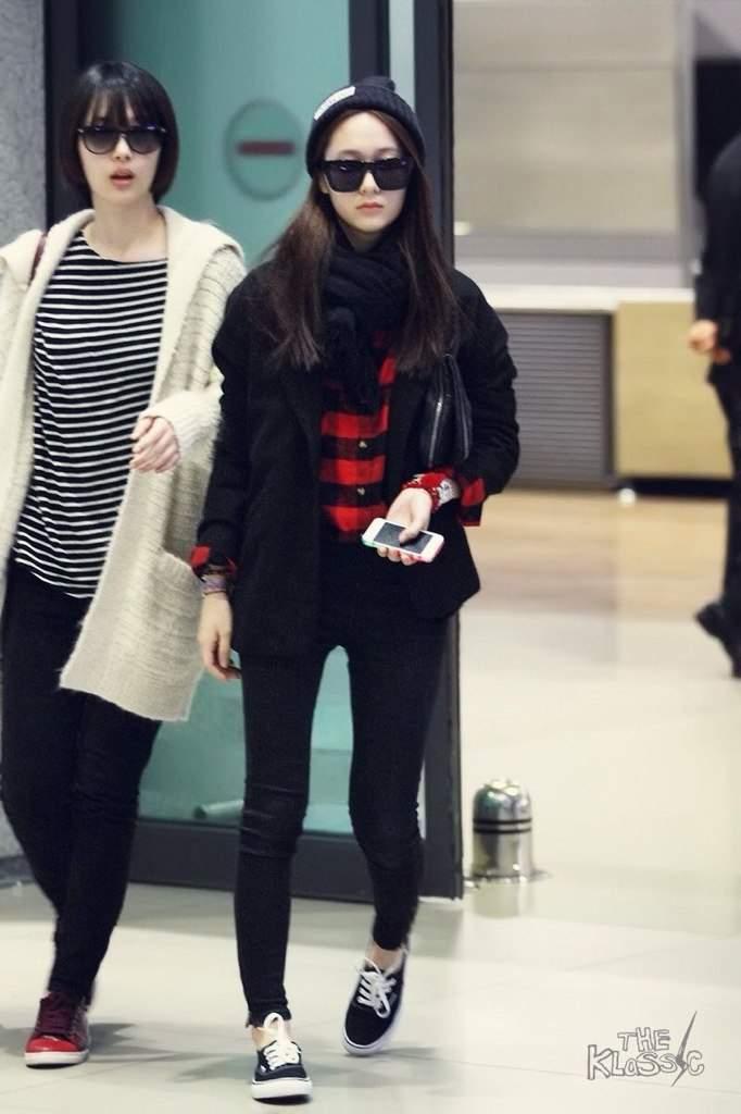 K-pop idollerinin en iyi 10 havalimanı modası!