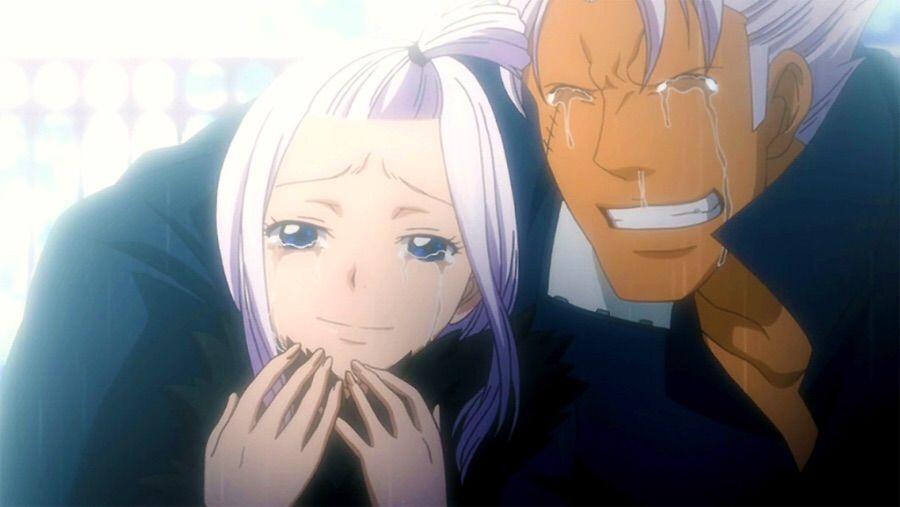 Anime Characters Crying : Elfman strauss anime amino