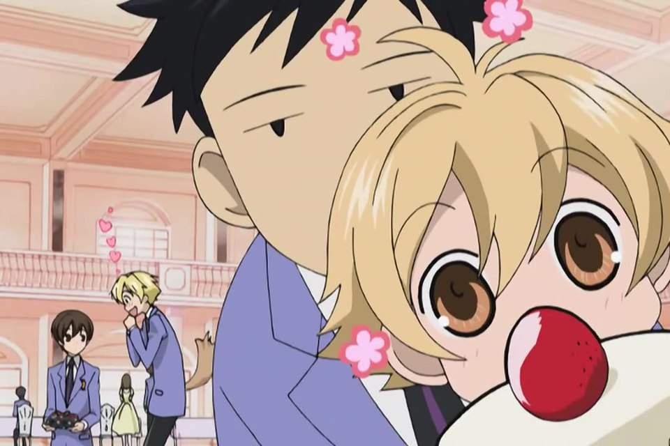 Mori And Honey Kiss