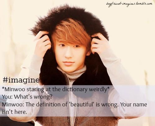 Boyfriend imagines | Wiki | K-Pop Amino