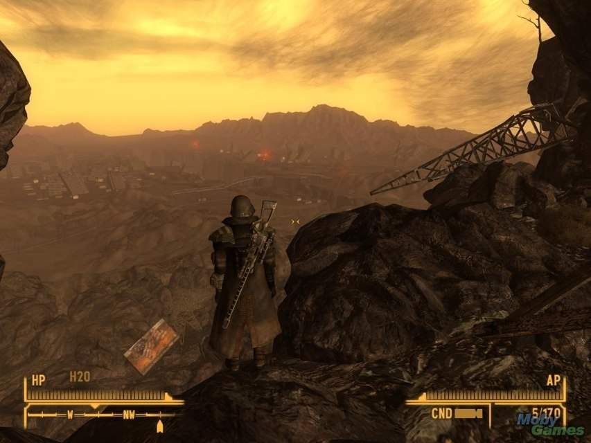 Fallout: New Vegas DLC: Lonesome Road   Wiki   Video Games Amino