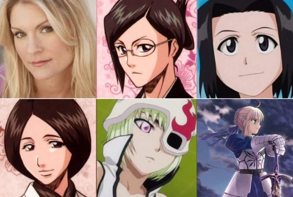 Voice Actors of Fate Series and Bleach | Anime Amino