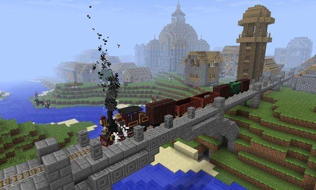 Altan Railroad   Minecraft Amino