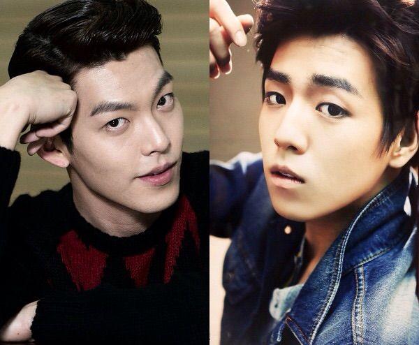 kim woo bin and lee hyun woo set to appear on �running man