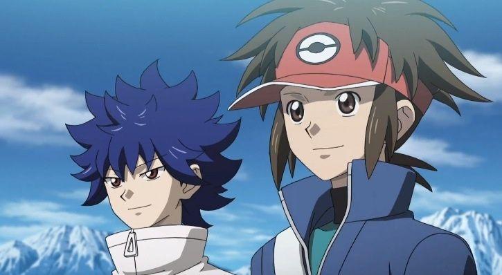 pokemon black and white anime trailer anime amino