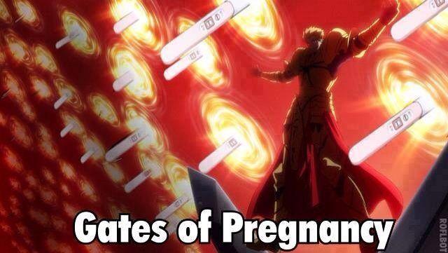 Anime Pregnancy Test Memes Anime Amino