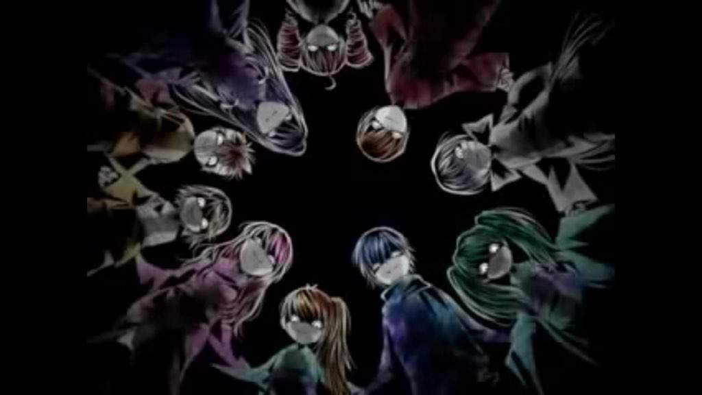 Kagome, Kagome (Circle You, Circle You) english lyrics (plus ...