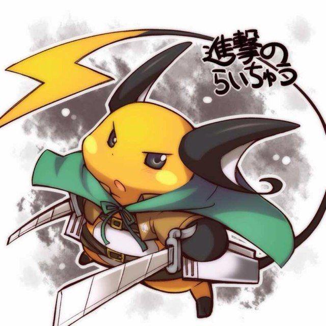 Pokemon Attack Titan | Wiki | Anime Amino