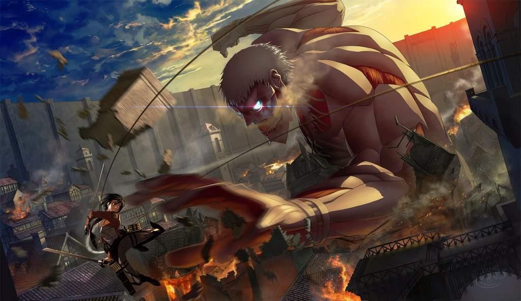 Titan Shifters Guide   Anime Amino