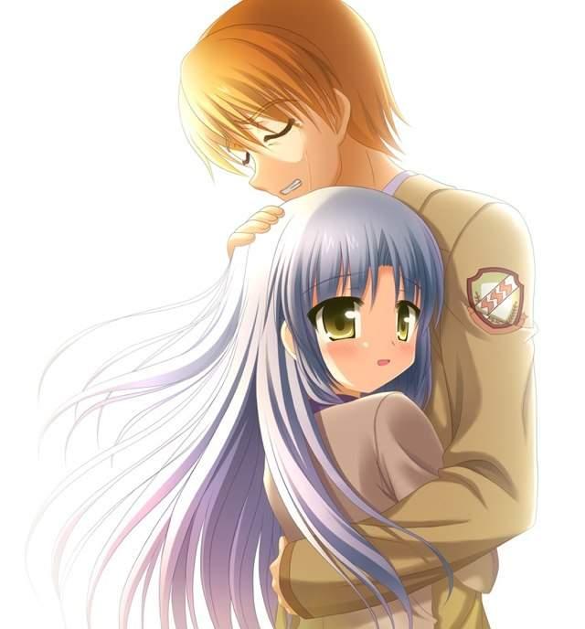 Angel Beats ( Otonashi & Kanade ) | Anime Amino