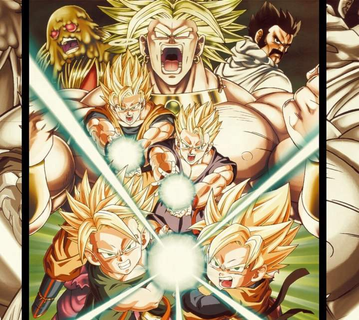 I Love DBZ Becuz It Has Some Of The Most Powerful Characters In Anime History Its Also A Classic Was Popular 1990s Or So