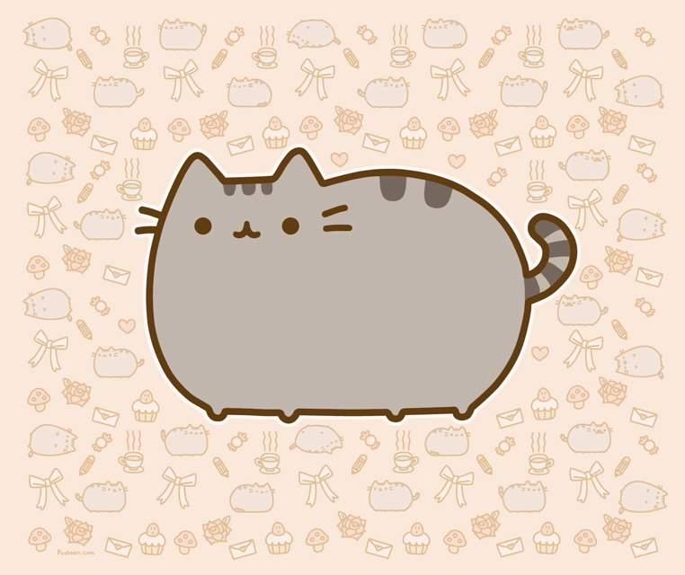 Pusheen The Adorable Cat Anime Amino