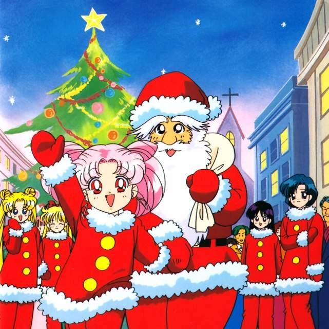 Anime Weihnachten Bilder.Sailor Moon Christmas 3 Anime Amino