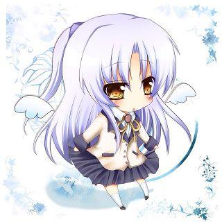 Angel Beats Chibi Wiki Anime Amino