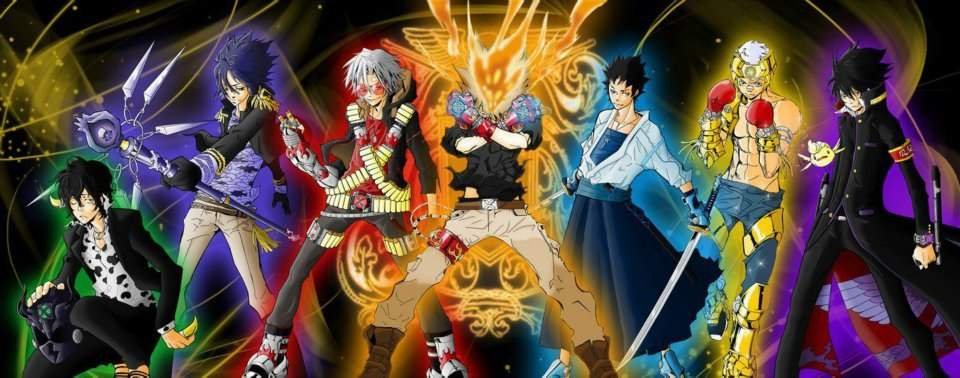 Hitman Reborn Best Of The Vongola Family Anime Amino