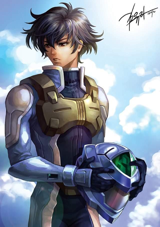 Setsuna F Seiei Gundam 00 Anime Amino