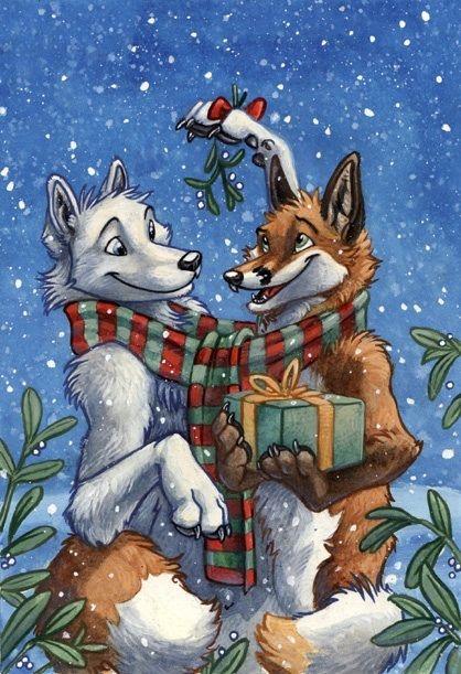 shared folder - Christmas Furry