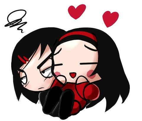 does garu like pucca or not please comment anime amino