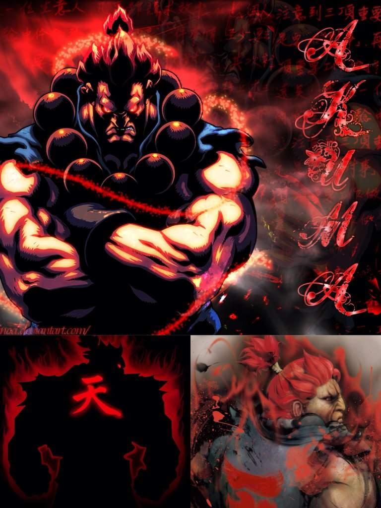 Akuma Cosplay And Some Japanese Mythology Demon