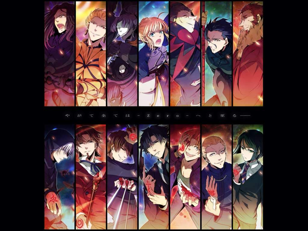 Servant classes anime amino fatezero servant classes biocorpaavc