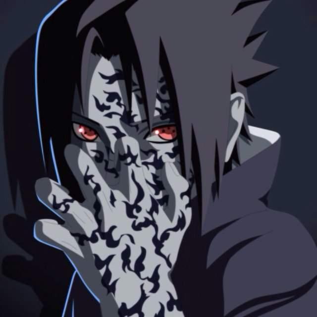 Sasuke Lv1 Cursed Seal | Anime Amino