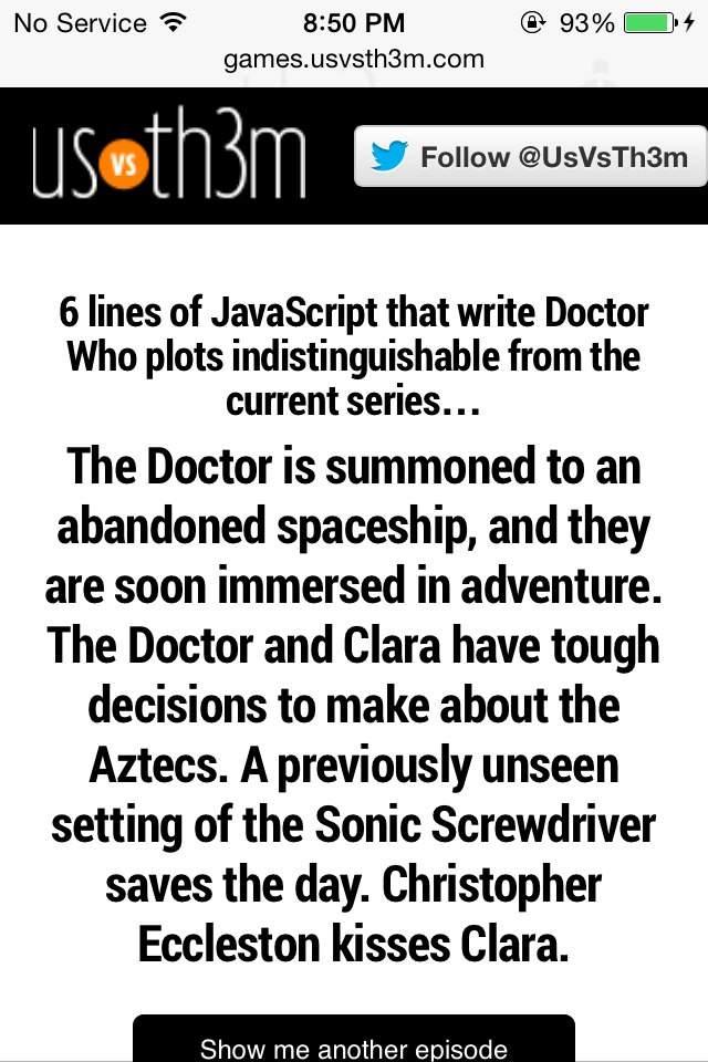 Random plot generator | Doctor Who Amino