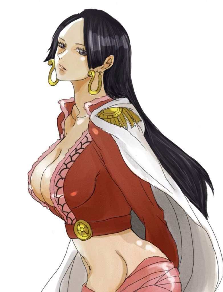 Boa Hancock   Anime Amino