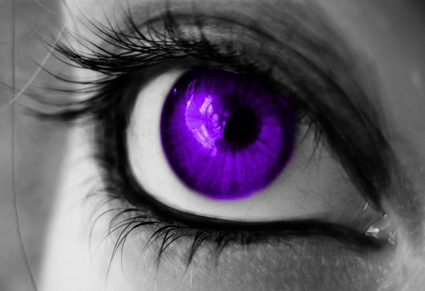 Anime Characters With 3 Eyes : Name an anime character with purple eyes amino
