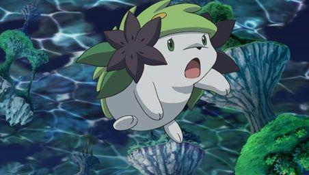 Pokemon Giratina And The Sky Warrior Anime Amino