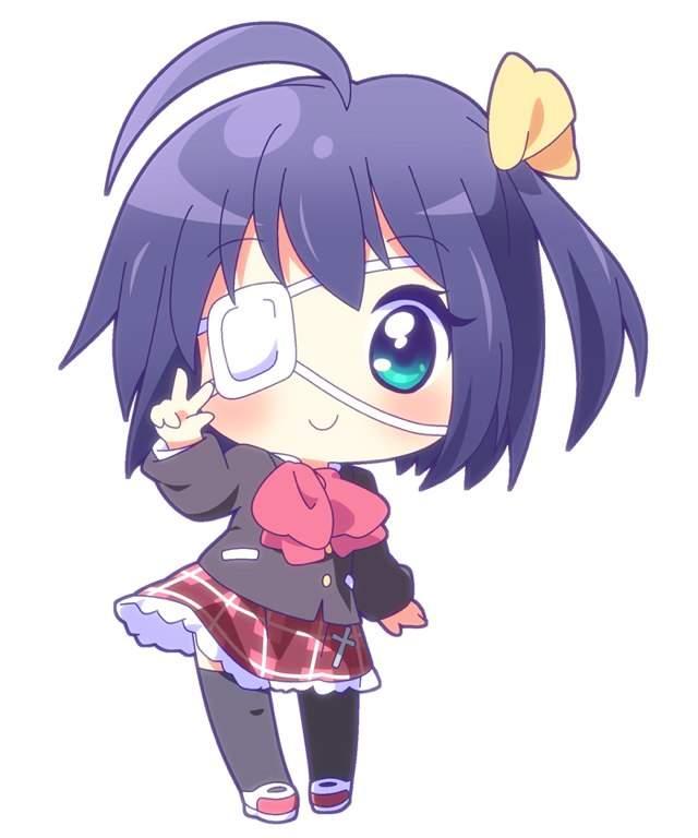 Anime Characters Chibi : Chibi characters anime amino