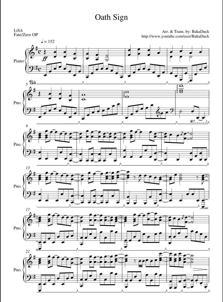Piano anime piano sheet music : 🎼ᒍυѕт ᒪσνιиg ᗩиιмє ᗰυѕι¢   Anime Amino