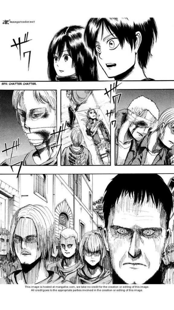 Attack On Titan Manga Chapter 1 Part 2   Wiki   Anime Amino