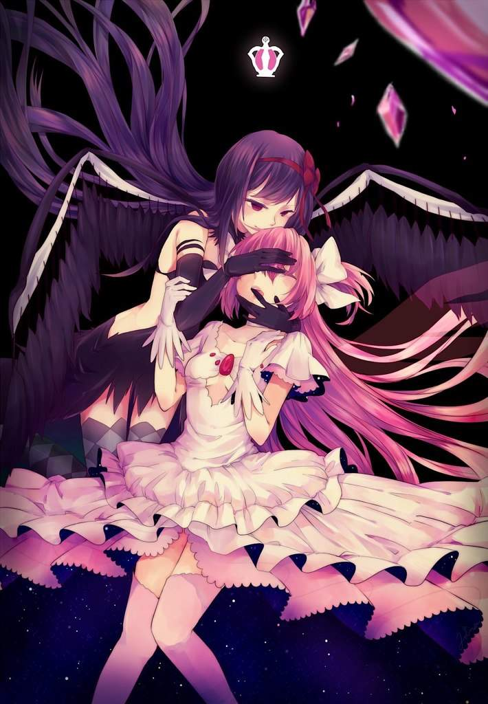 The Amount Of Tragedy That Homura Suffers Alone Just For Madoka Amazes Me And Is Portrayed Very Well After So Many Repeated Timelines Watching One She