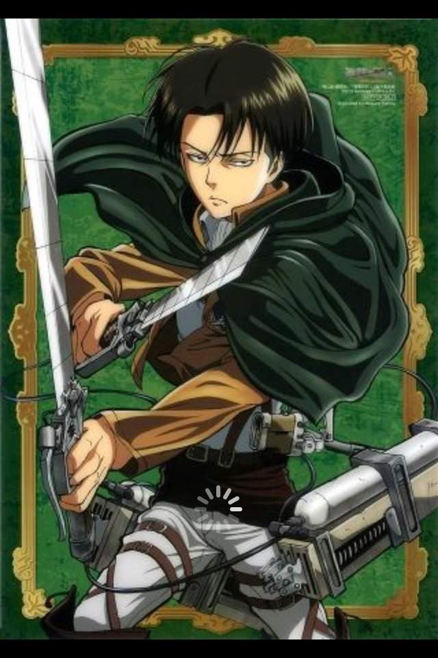 Levi x Reader | Anime Amino
