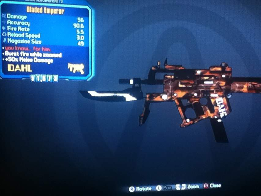 borderlands 2 how to get the infinity pistol