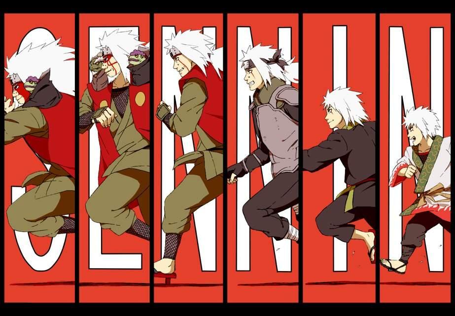 How Tall Is Jiraiya