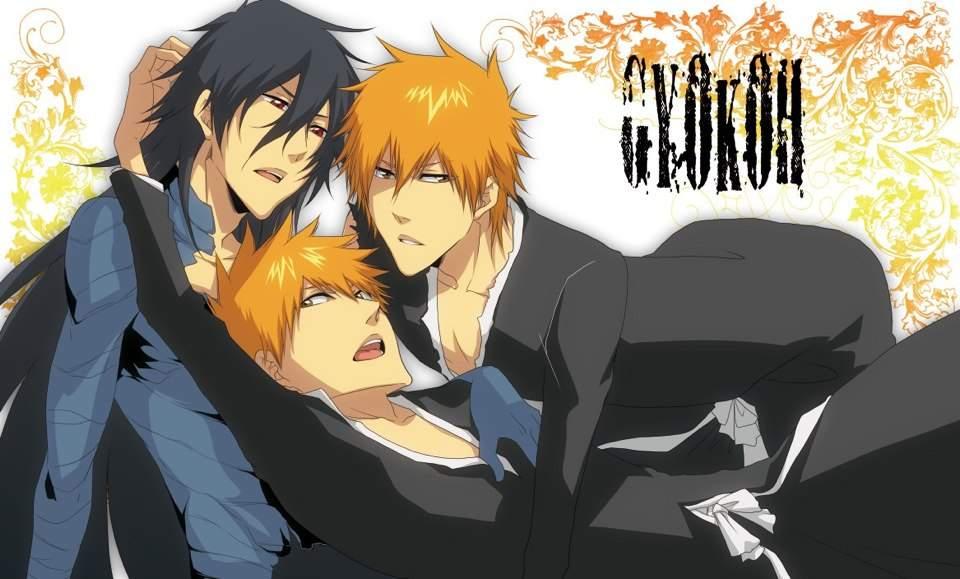Hardcore gay anime porn
